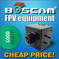 BOSCAM FPV equipment