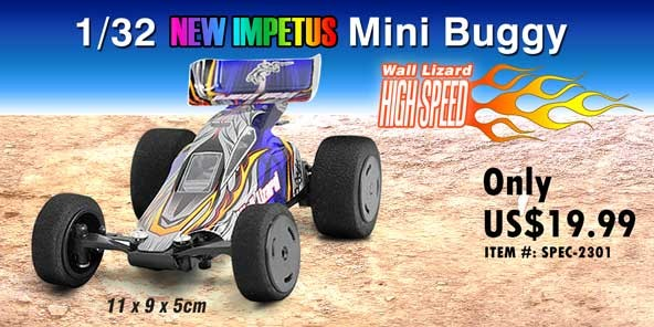 1:32 Wall Lizard Mini Buggy