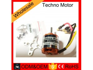 D2836 880KV Brushless Outrunner Motor For Mini Multicopters RC Plane Helicopter Remote Control Parts