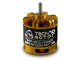 TMO-2830-1000KV 220W Brushless Motor