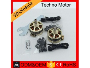 2 pieces(1 piece CW and 1 piece CCW) New Arrival DYS SE2205 PRO 2550KV Brushless Motor RC Motor for RC Multicopters