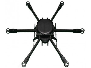 X800 Professional Carbon Fiber Hexacopter Air Frame Kit