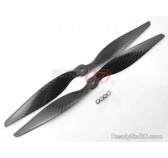 "12"" 1260 full Carbon Fiber propeller CW/CCW for Multicopter 2 pairs"