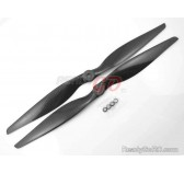 "13"" 1340 full Carbon Fiber propeller CW/CCW for Multicopter 2 pairs"