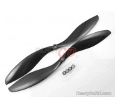 "9"" 9047 full Carbon Fiber propeller CW/CCW for Multicopter (DJI Compatible) 2 pairs"