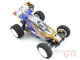 New Impetus 1:32 Wall Lizard high speed mini buggy (Blue)