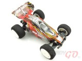 New Impetus 1:32 Wall Lizard high speed mini buggy (Red)